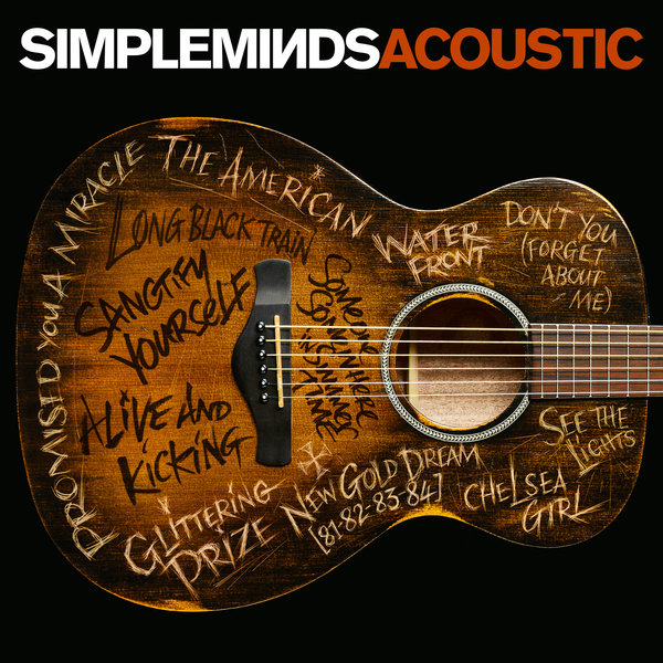 Simple Minds - Acoustic
