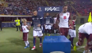 Bologna Torino 1-1 Taddeo e Di Francesco