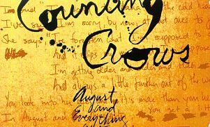 Counting Crows - August & Everything After