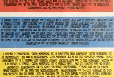 Natale '99 - Rosso Blu Giallo
