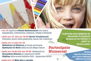 Montese Festa Scuola 2015