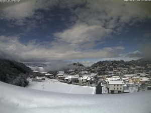Webcam Comune di Montese 17/2/16