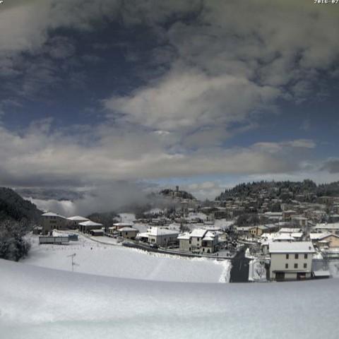 Webcam Comune di Montese 17/2/16
