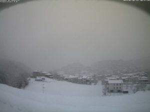 Webcam Comune di Montese 30 gennaio 2014