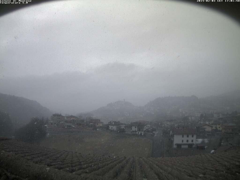 Webcam Comune di Montese 3 febbraio 2015