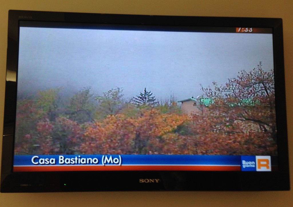 Webcam Casa Bastiano TGR