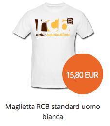 maglietta RCB standard uomo