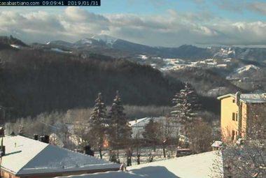 Webcam Casa Bastiano 31 gennaio 2019