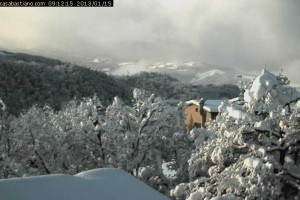 Webcam Montese neve