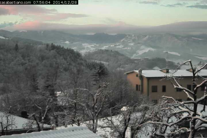 Webcam Montese 28 dicembre 2014