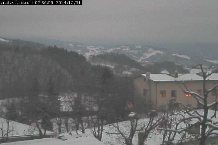 Webcam Montese 31 dicembre 2014