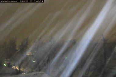 Montese nevicata 24 febbraio 2015