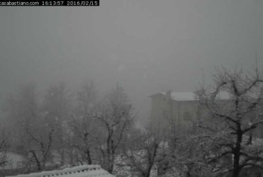 Webcam Montese Casa Bastiano 15/2/16