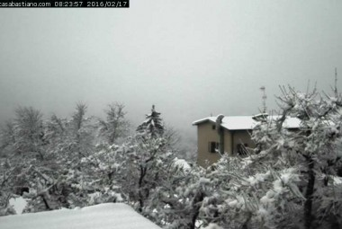 Webcam Montese Casa Bastiano 17/2/16