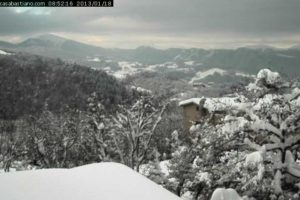 Montese neve 18 gennaio 2013