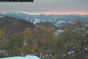 Webcam montese 27 novembre 2013
