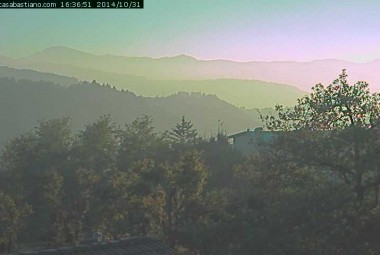 Webcam Casa Bastiano 31 ottobre 2014