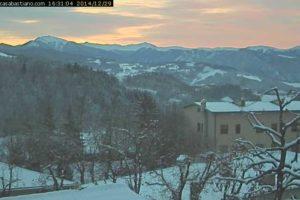 Webcam Montese 29 dicembre 2014